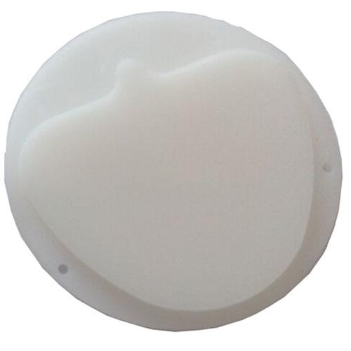 白色阿曼蜡盘
