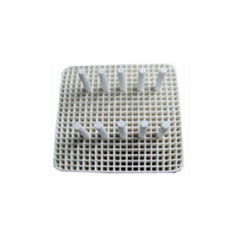 Firing Tray,Square,55mm,Ceramic Pins