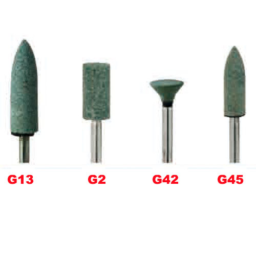 Mounted Points,Green,1