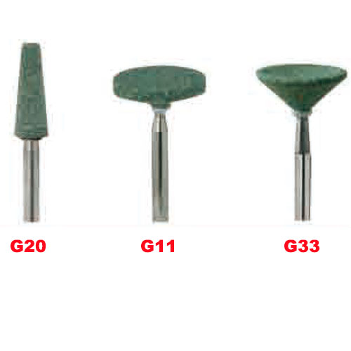 Mounted Points,Green,2
